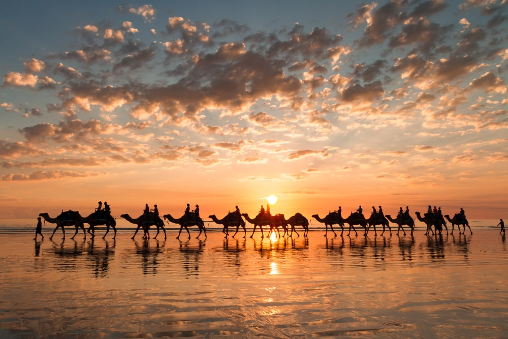 Cable Beach Broome Australia | Tourist Attractions in Australia