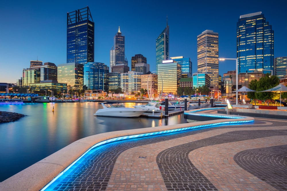 Perth City | Top 5 Tourist Attractions in Australia